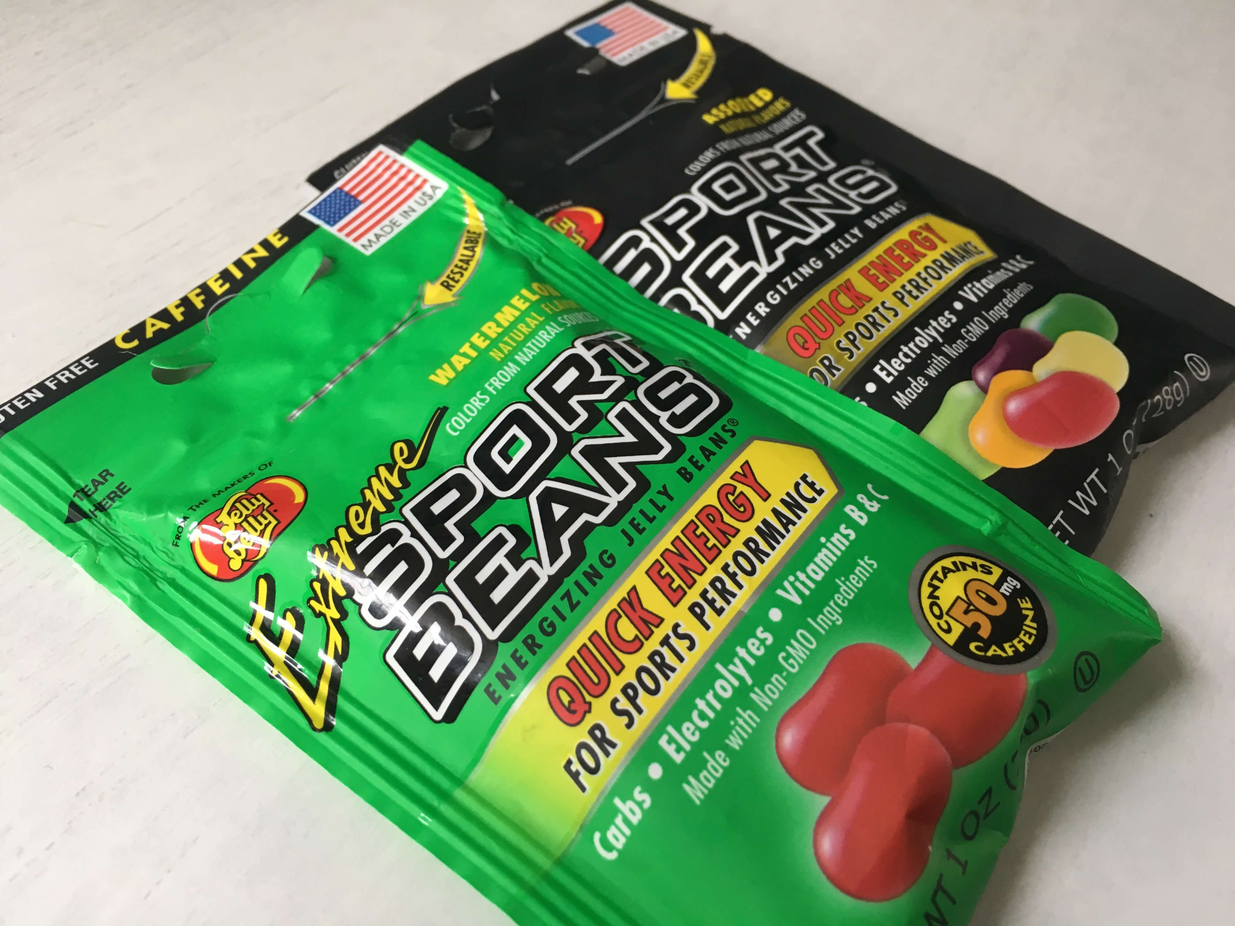 A Review of Jelly Belly Sport Beans | RunnerClick com