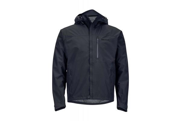 The best running rain gear inlcudes the Marmot Minimalist Jacket to keep runners dry.