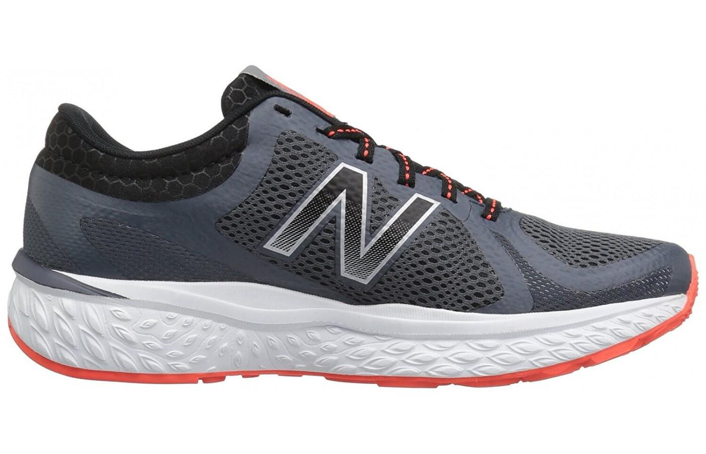 The New Balance 720 V4 has a 10mm drop