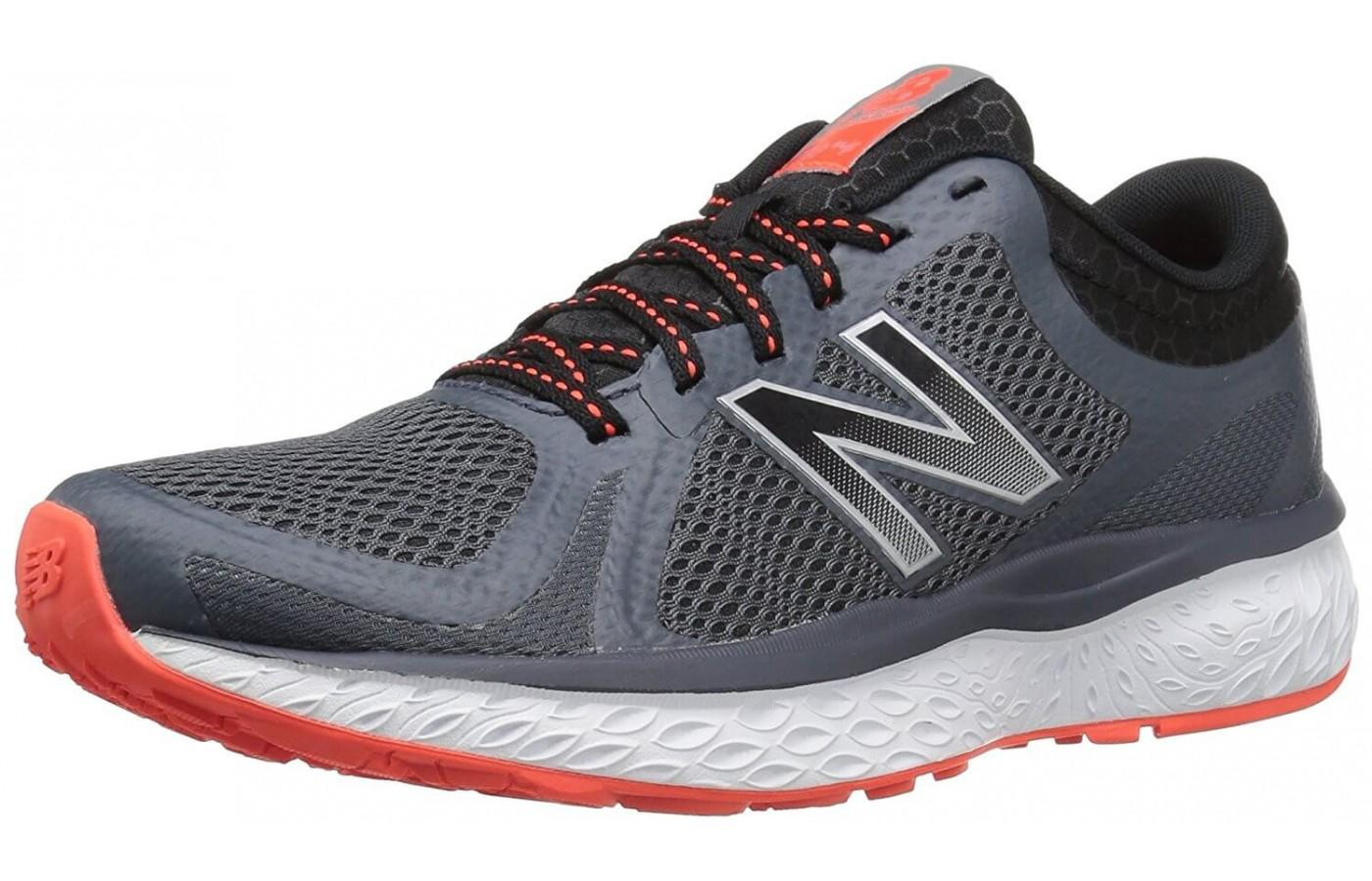 The New Balance 720 V4 features Cush+ cushioning
