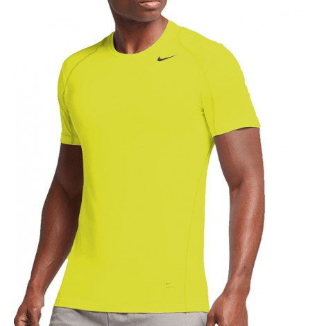 6. Nike Pro Fitted Short Sleeve