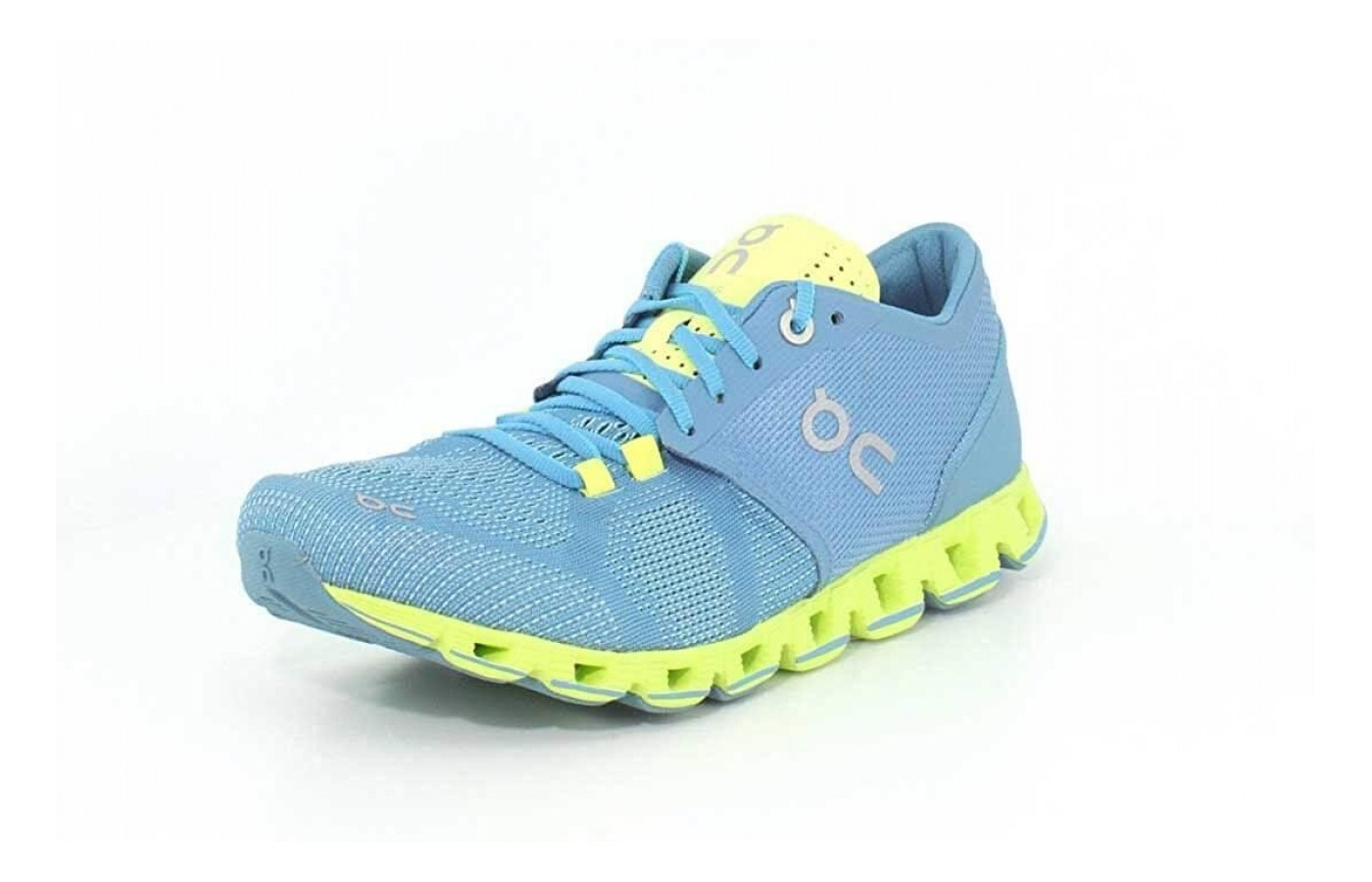 The On Cloud X is designed for all sorts of workouts, including running