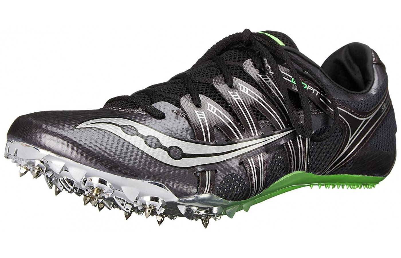 Saucony Showdown is a track shoe