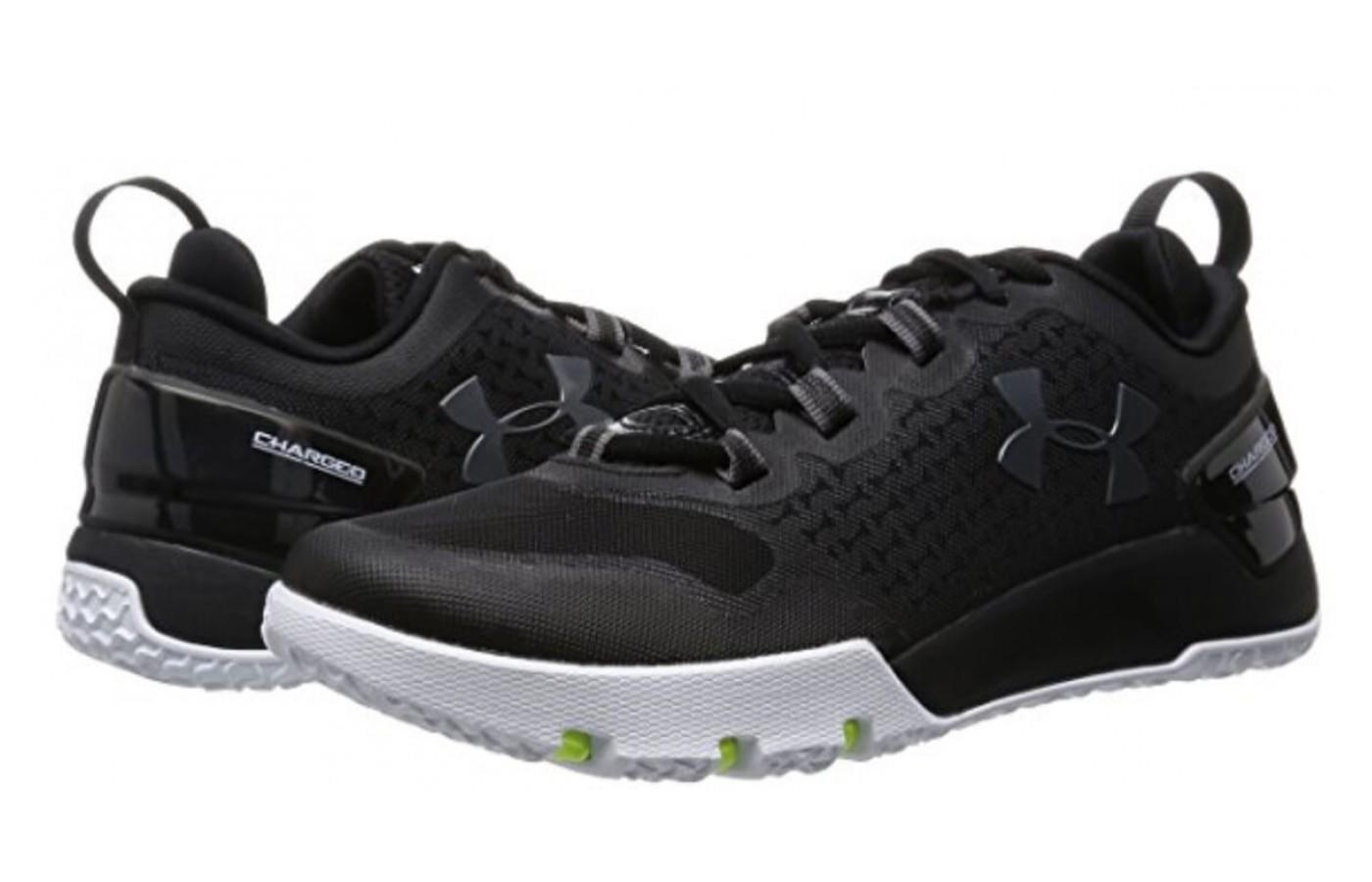 Under Armour Charged Ultimate full pair