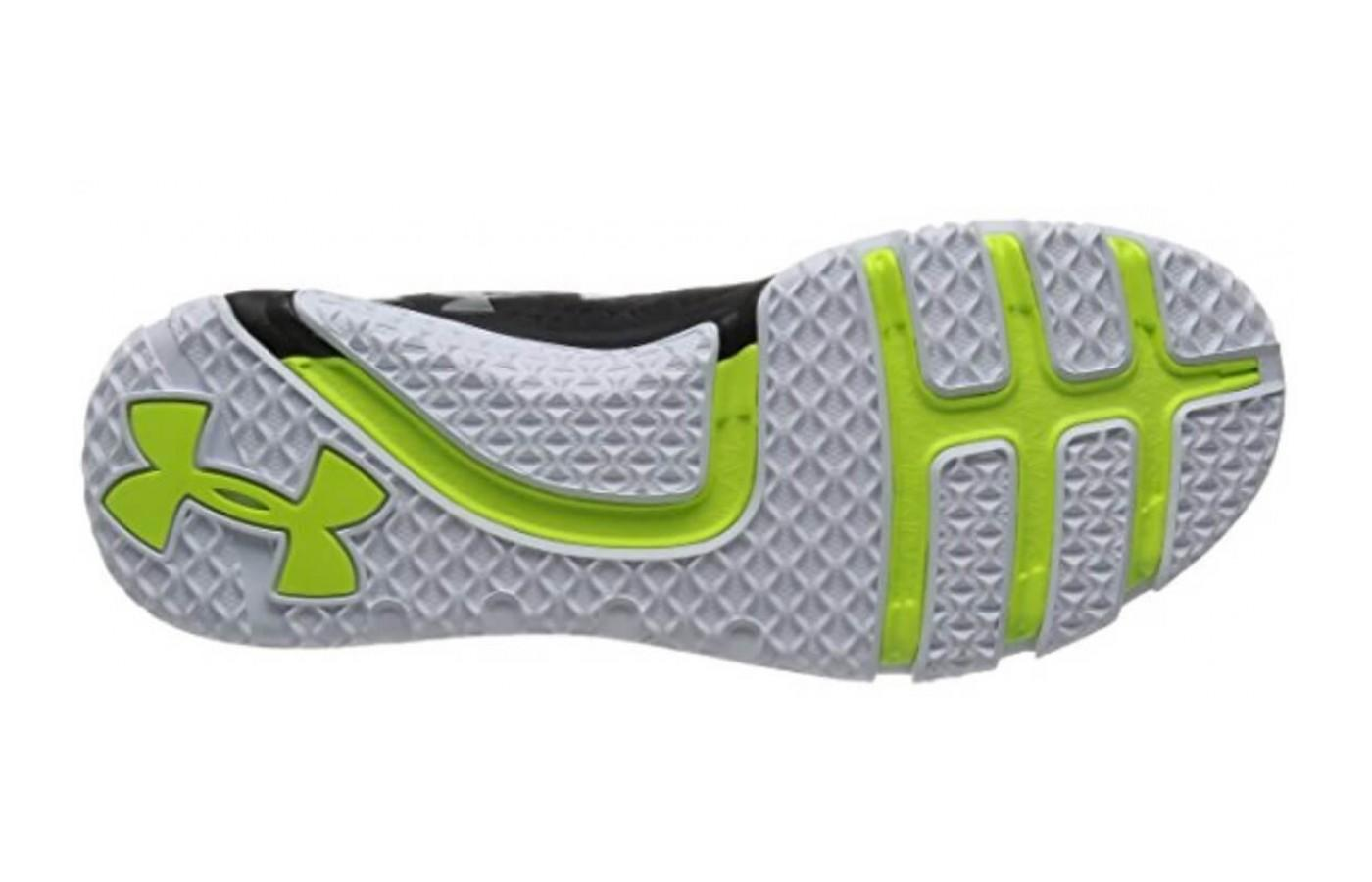 Under Armour Charged Ultimate bottom
