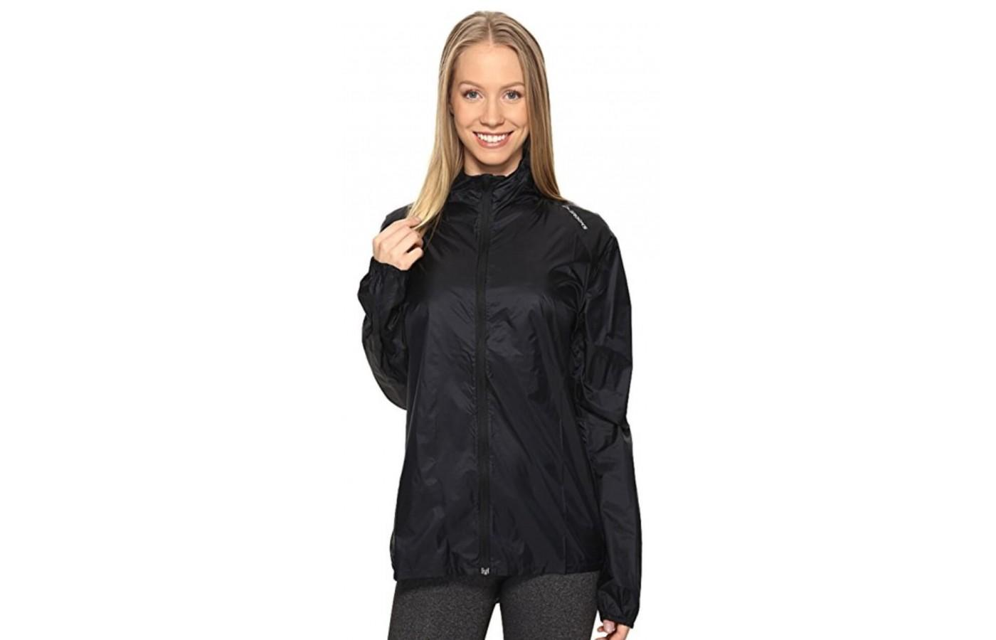 Brooks LSD Running Jacket front