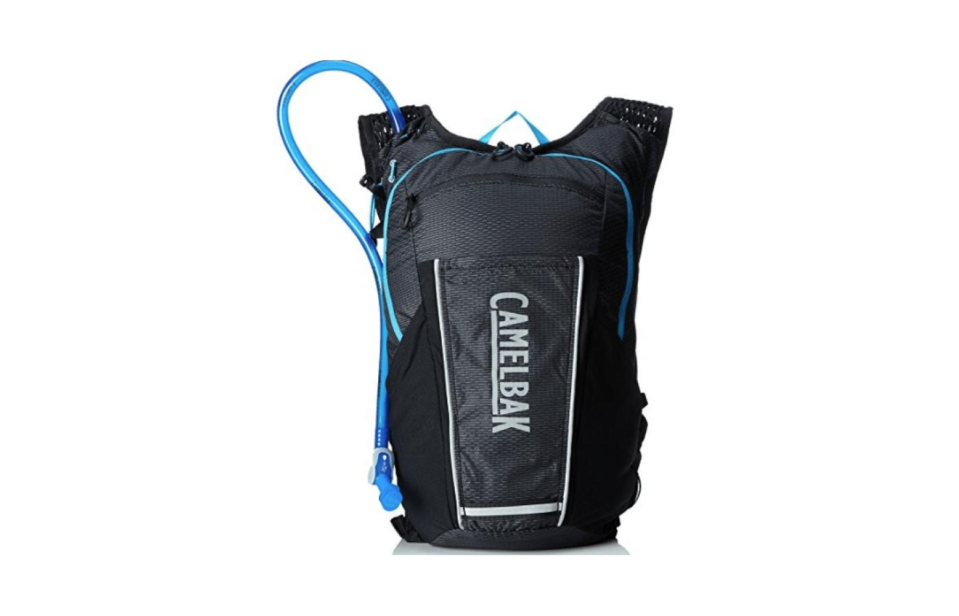 Camelbak Ultra 10 is a hydration backpack for runners.