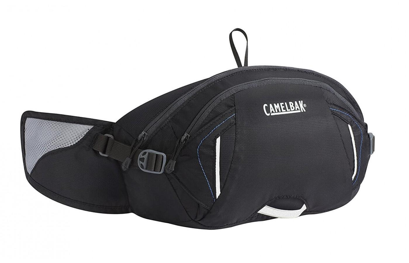 The CamelBak Flash Flo LR Belt was designed to offer easy access to water during a run.