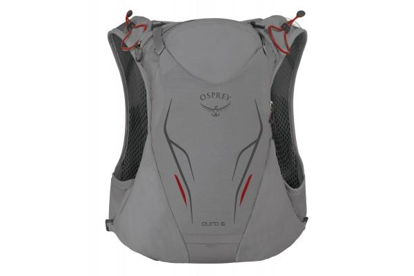 Osprey Duro 6 is a high quality backpack option for runs.