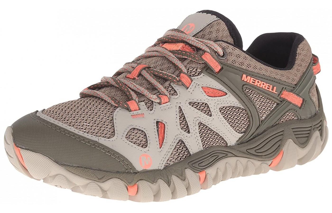 c1826ae85b Merrell All Out Blaze Aero Sport is a quality trail running shoe ...