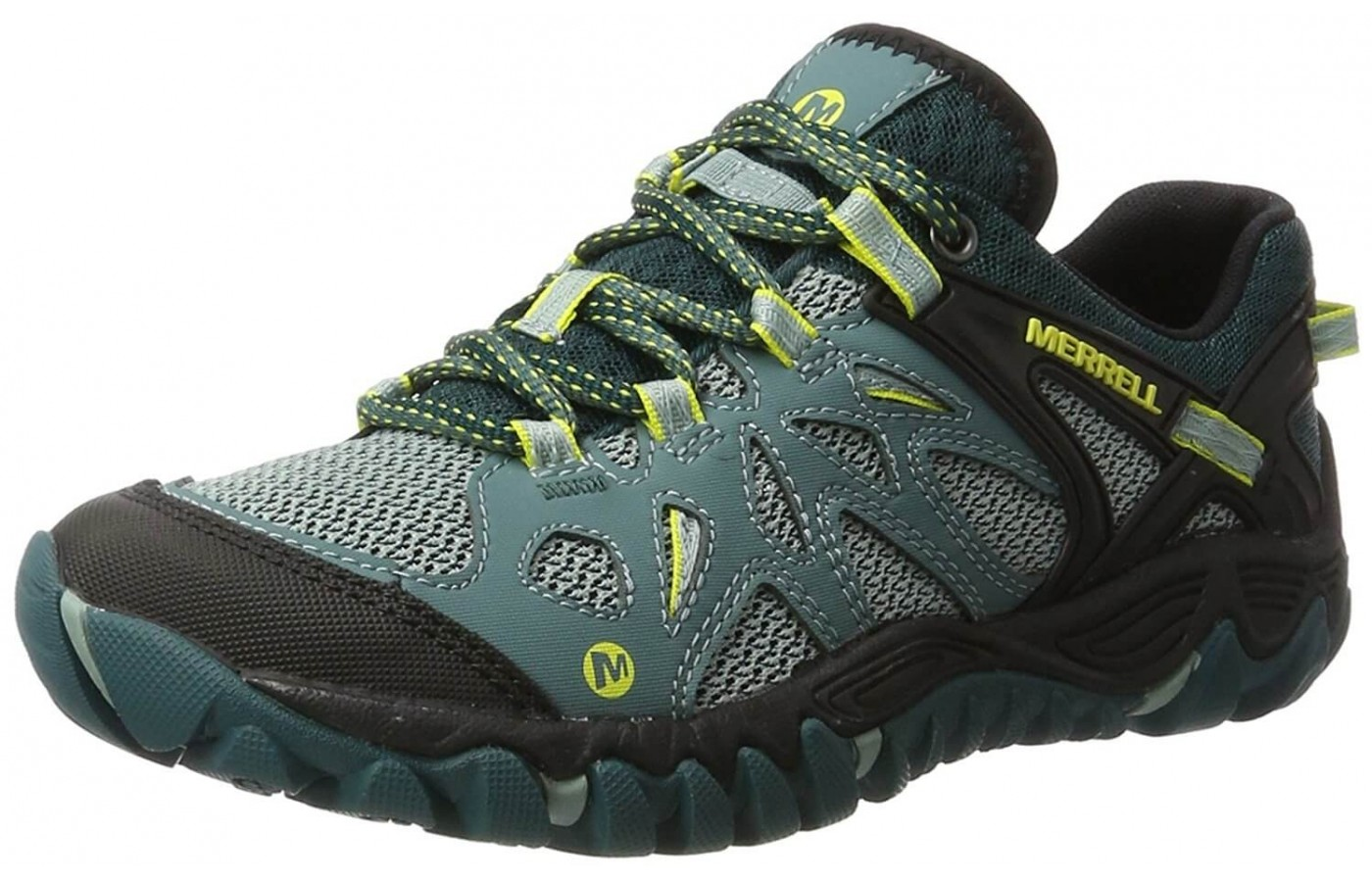 Merrell All Out Blaze Aero Sport can handle tough terrain