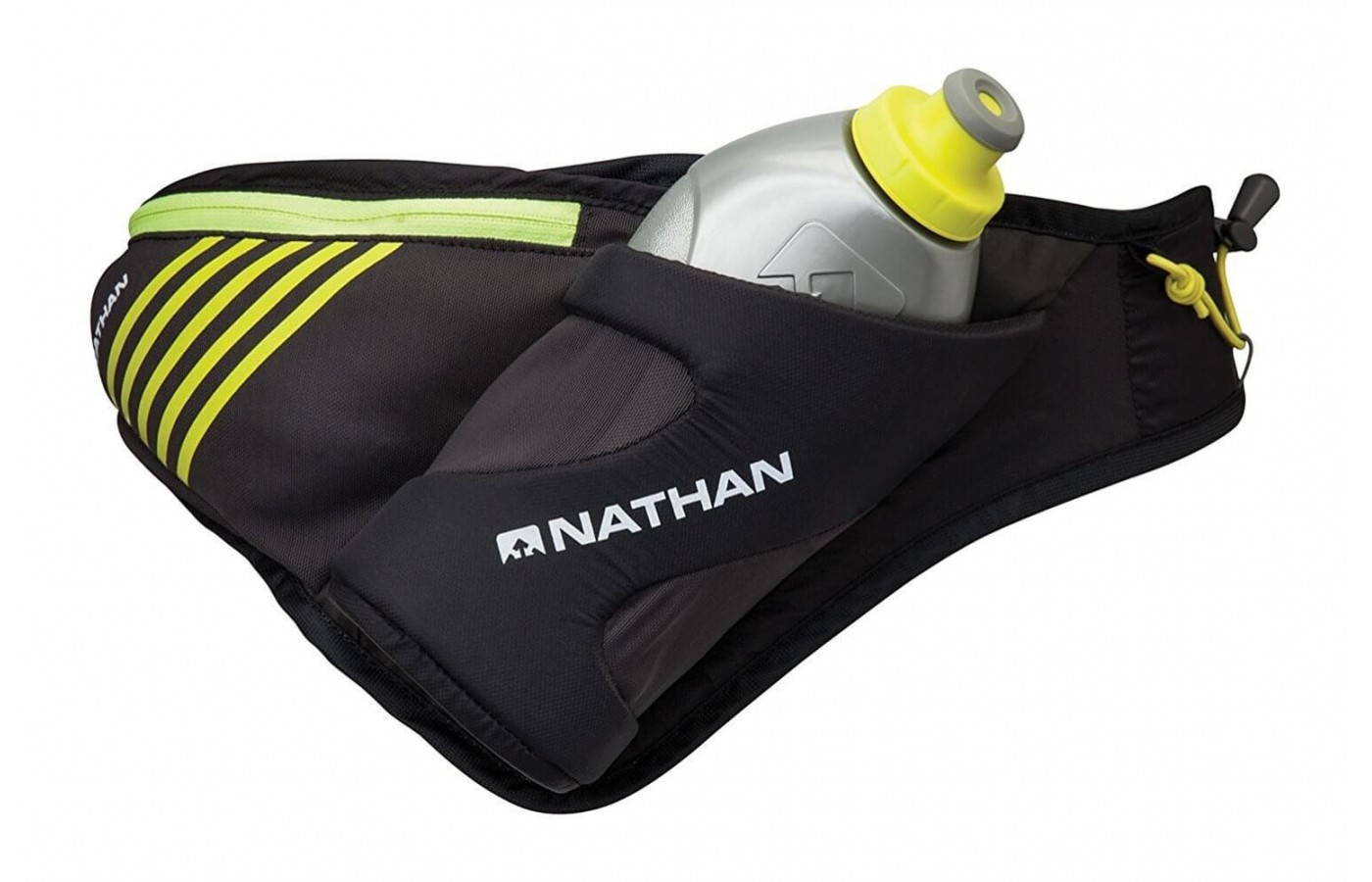 Nathan Peak Waist Pack is a great option for easy access hydration on the run.