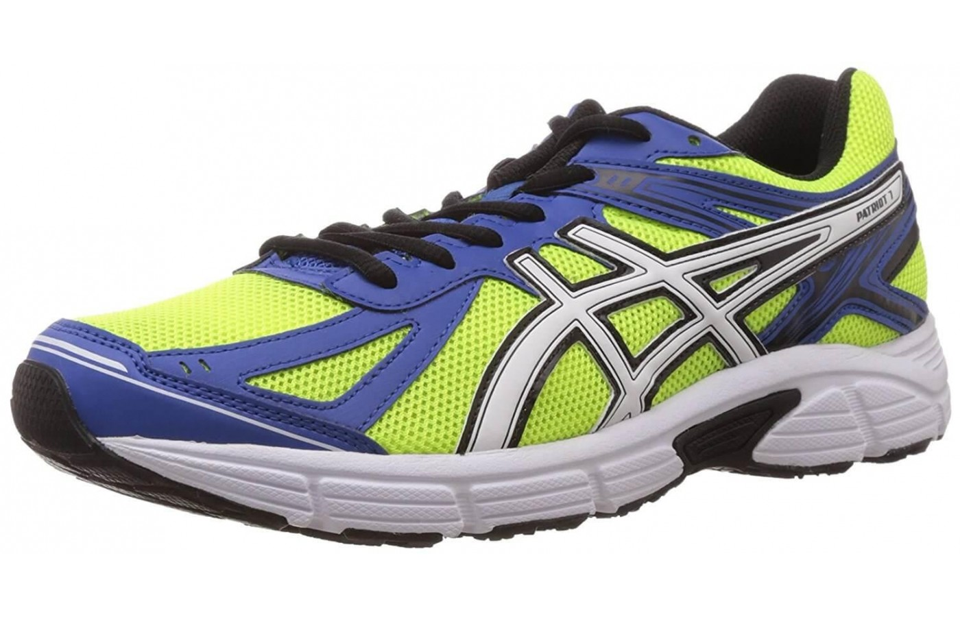 This is a stability shoe for runners who suffer with pronation issues.