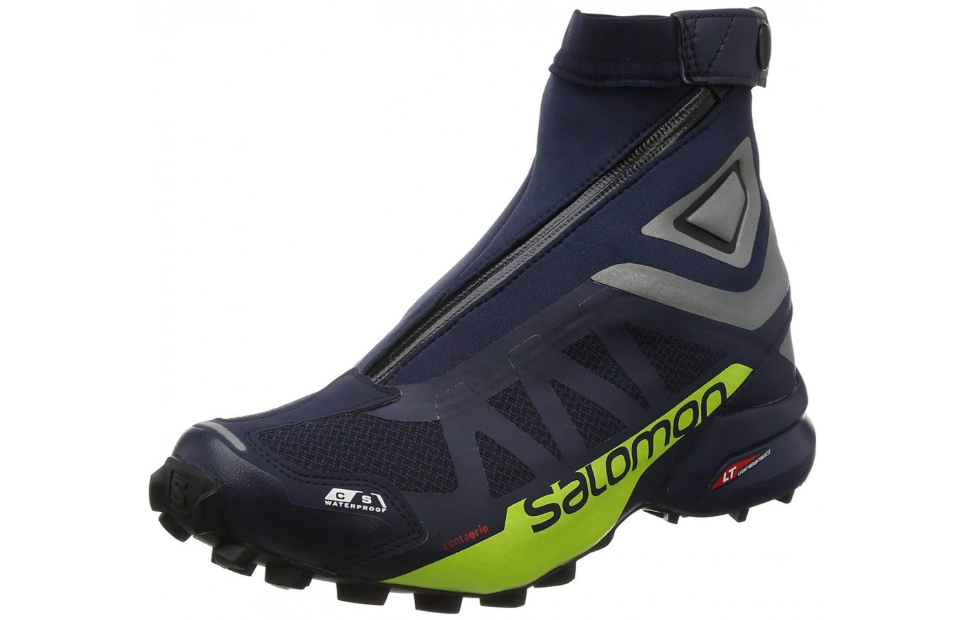 the salomon snowcross 2 has good climbing capabilities