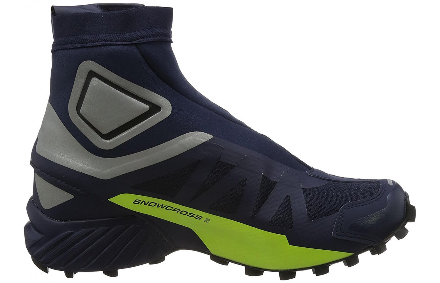 the salomon snowcross 2 has good protection in winter