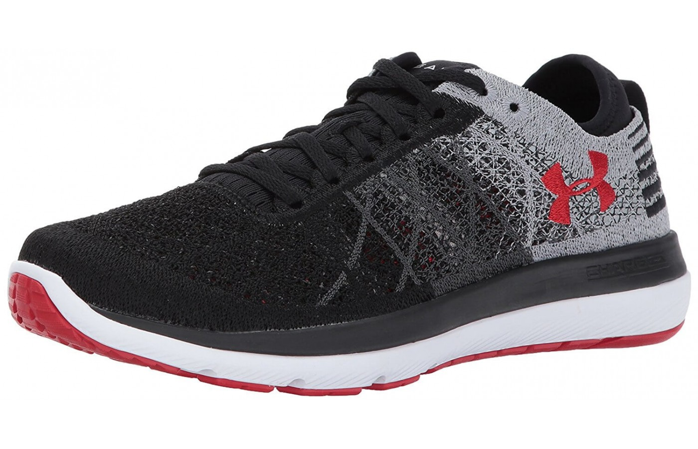 This shoe combines a stylish look with a high quality performance.
