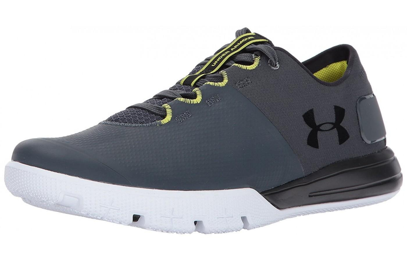 The UA Charged Ultimate 2.0 is a training shoe both stylish and substantial.