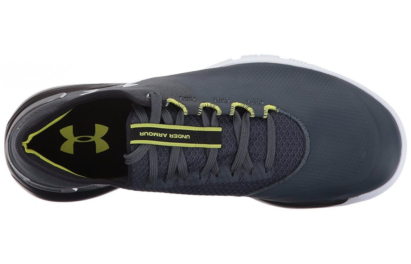 The UA Charged Ultimate 2.0's upper fits so tightly, some customers find it uncomfortable.