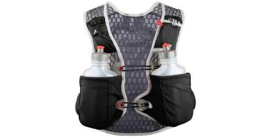 UltrAspire Alpha 3.0 Vest can be used for hydration and storage.