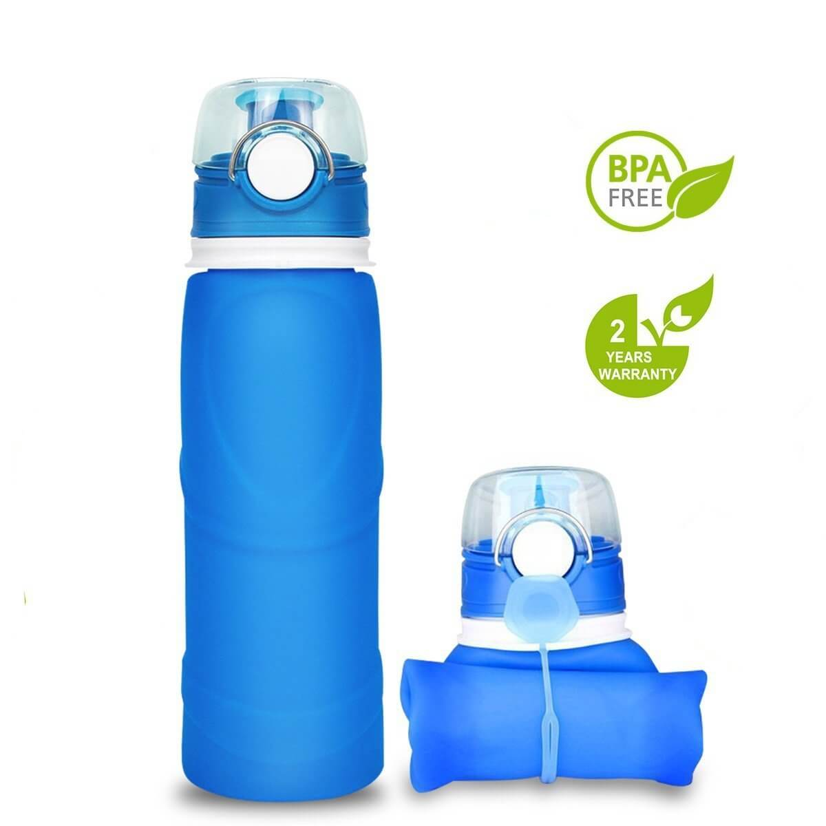 10 Best Collapsible Water Bottles Reviewed | RunnerClick