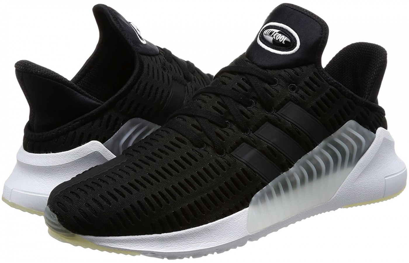 Adidas ClimaCool 02.17 knit upper provides adequate protection.