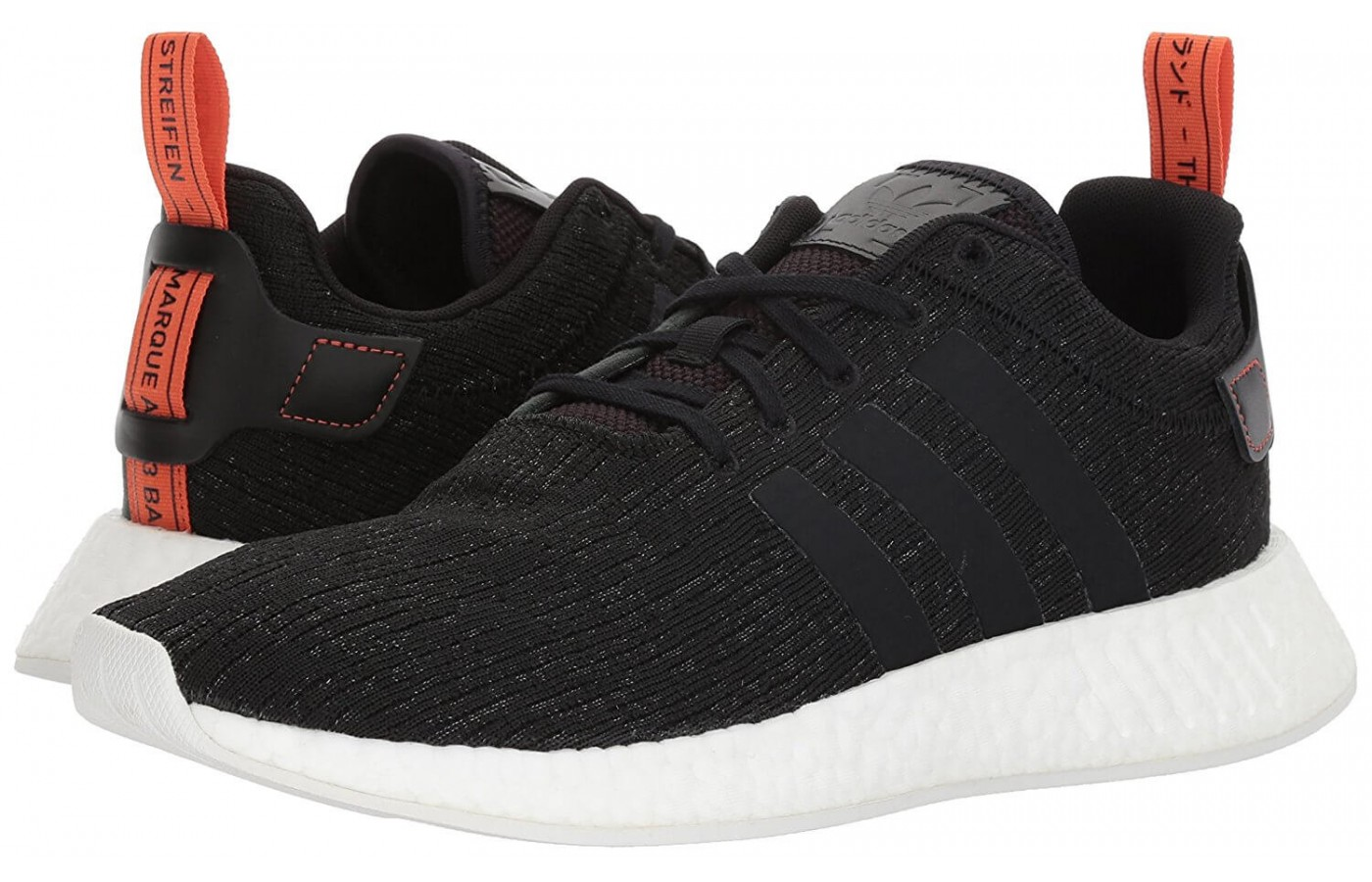 The Adidas NMD R2 is lightweight and responsive