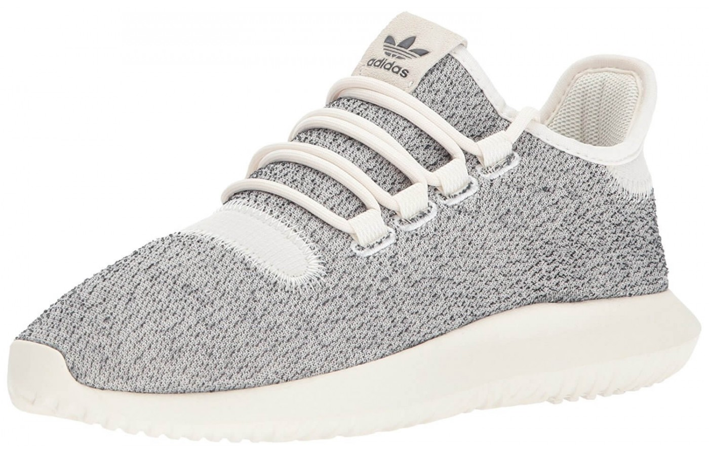 The Adidas Tubular Shadow features EVA cushioning