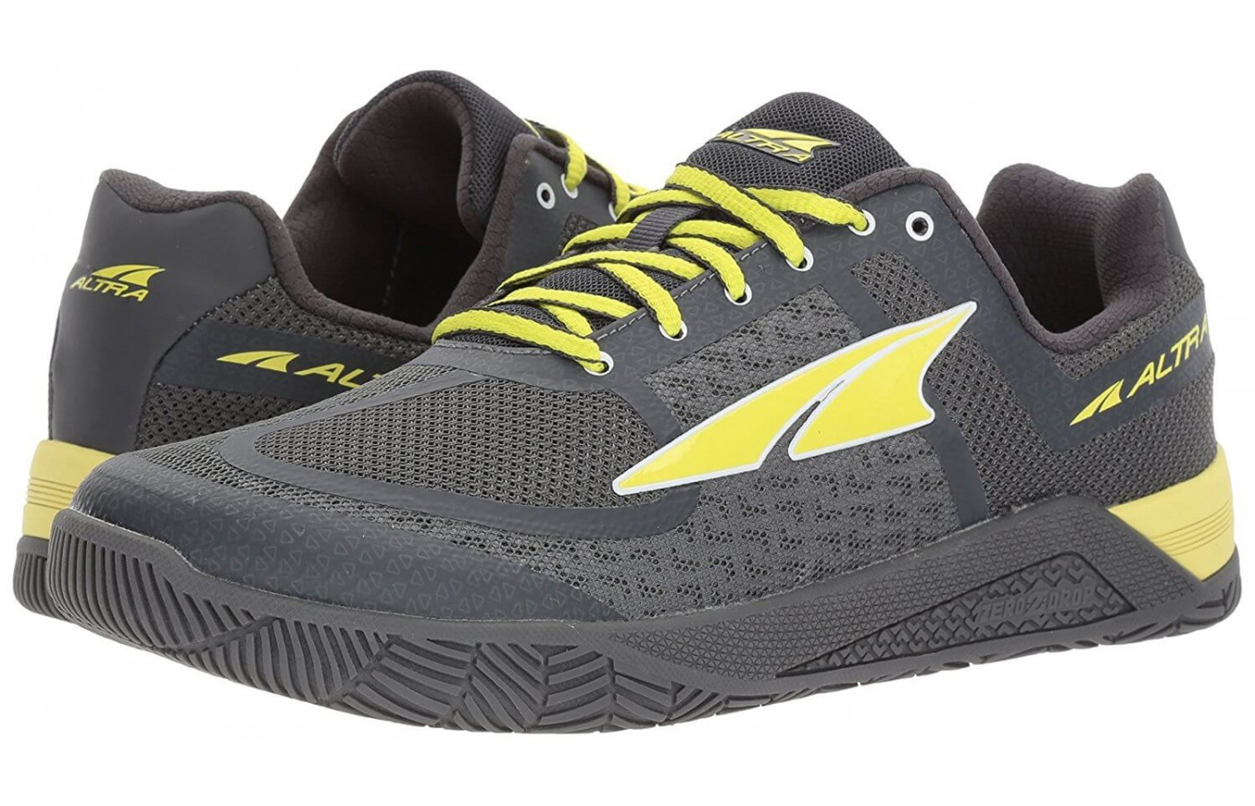 The Altra HIIT XT features A-Bound and EVA foam cushioning