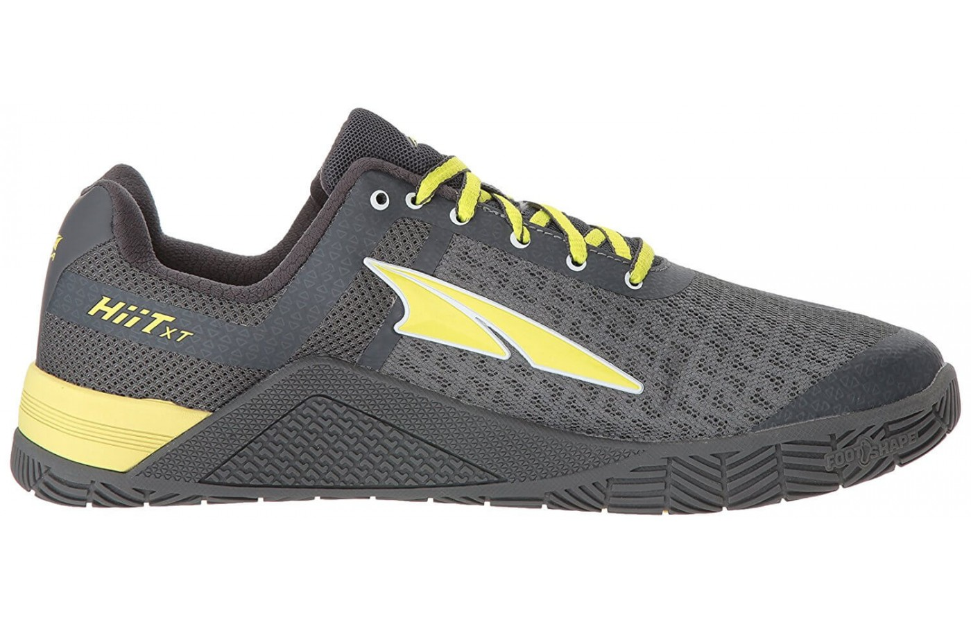 The Altra HIIT XT features a zero-drop design