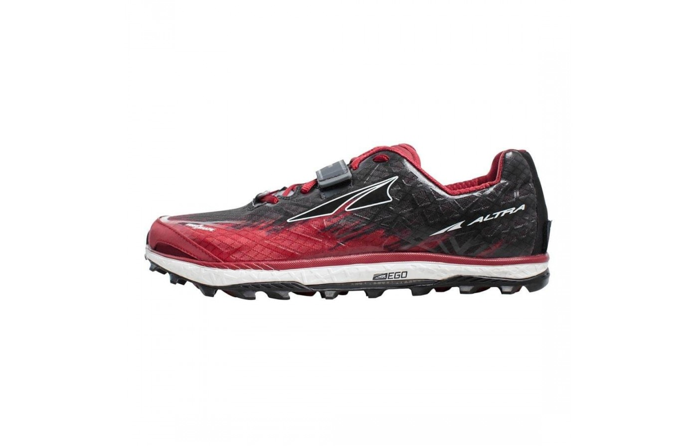 The Altra King Mt 1.5 has a ripstop nylon upper