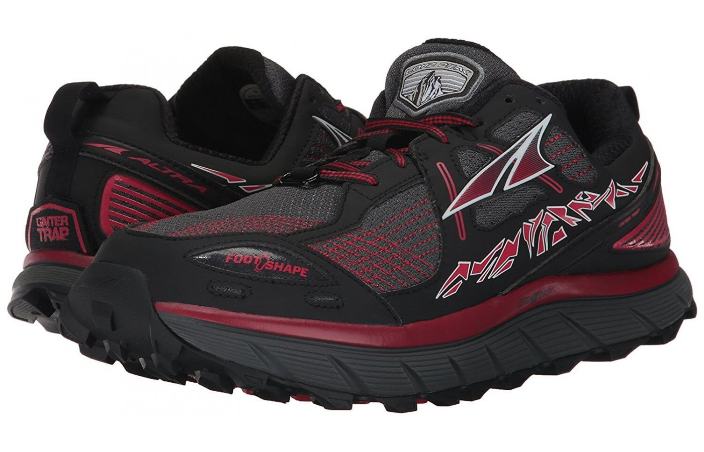 The Altra Lone Peak 3.5 features an A-Bound midsole