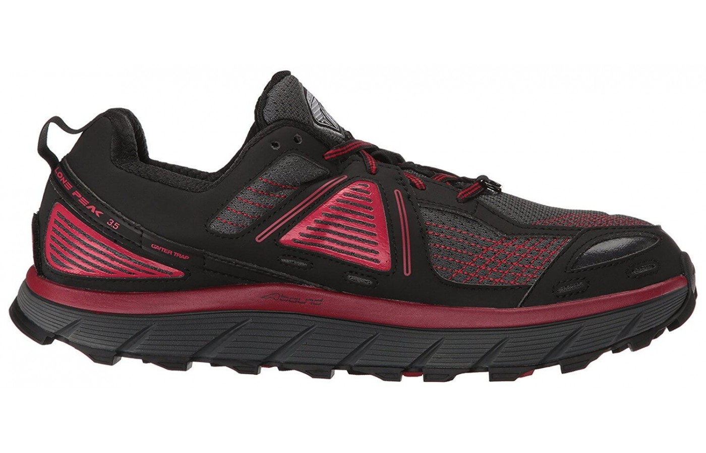 The Altra Lone Peak 3.5 has a new Air Mesh upper