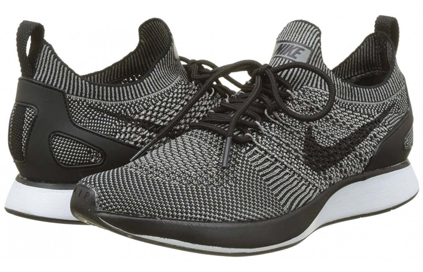 finest selection 147d0 d9758 ... The The Nike Air Zoom Mariah Flyknit Racer features a sock-like upper  ...