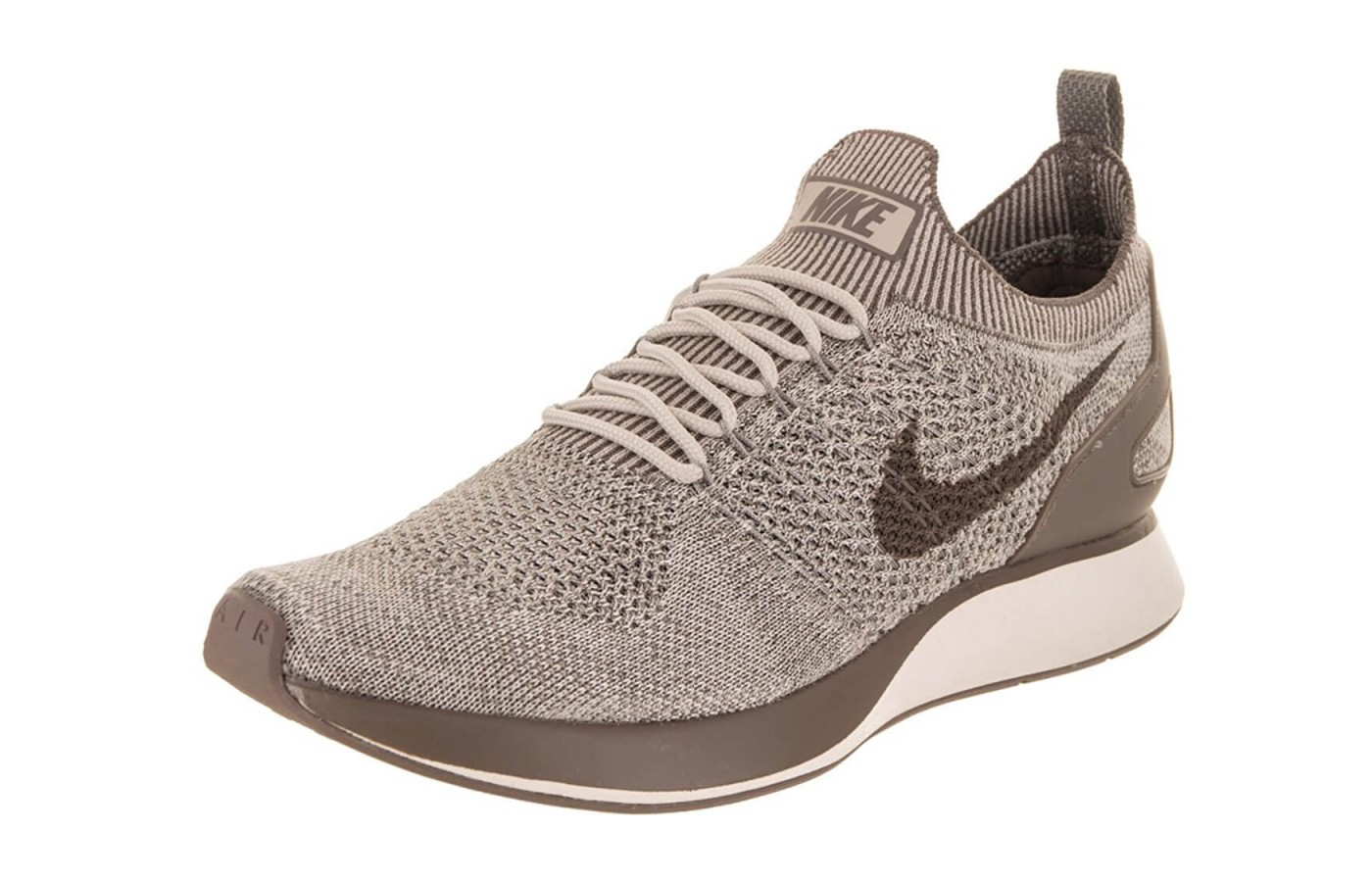 7af222b5cd0a The Nike Air Zoom Mariah Flyknit Racer features a breathable Flyknit upper  ...
