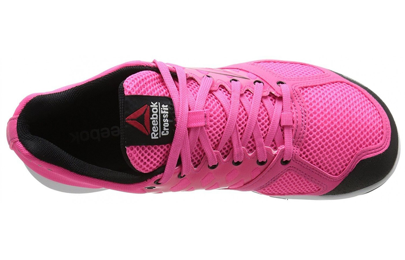 The Reebok CrossFit Nano 2.0 features EVA midsole cushioning