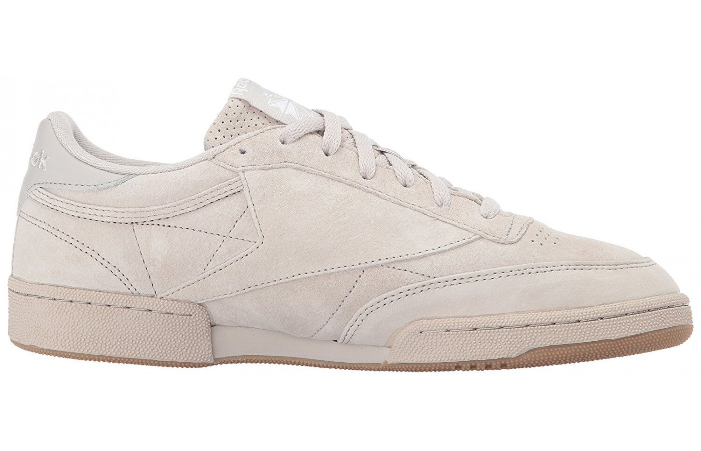 The Reebok Club C 85's midsole contains EVA foam