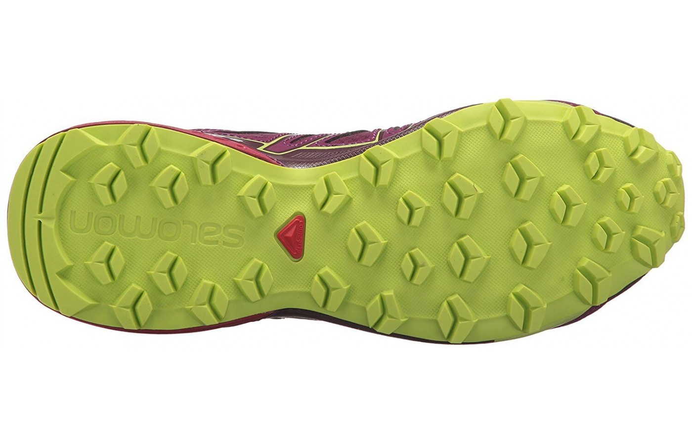The Salomon Speedcross Vario 2 features a Contagrip outsole