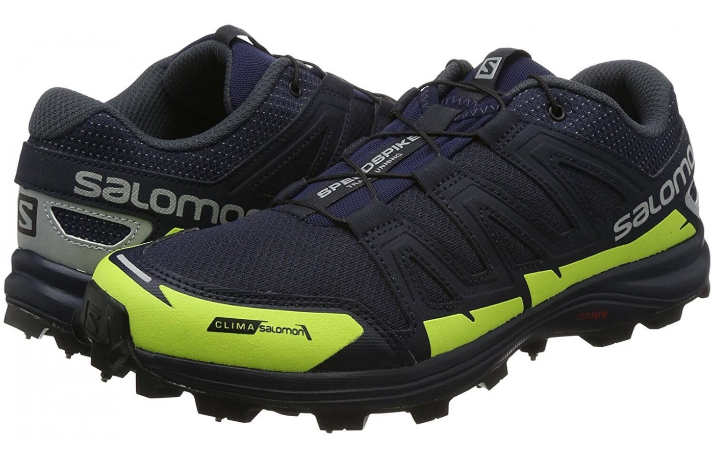 The Salomon Speedspike CS has a 6mm drop height