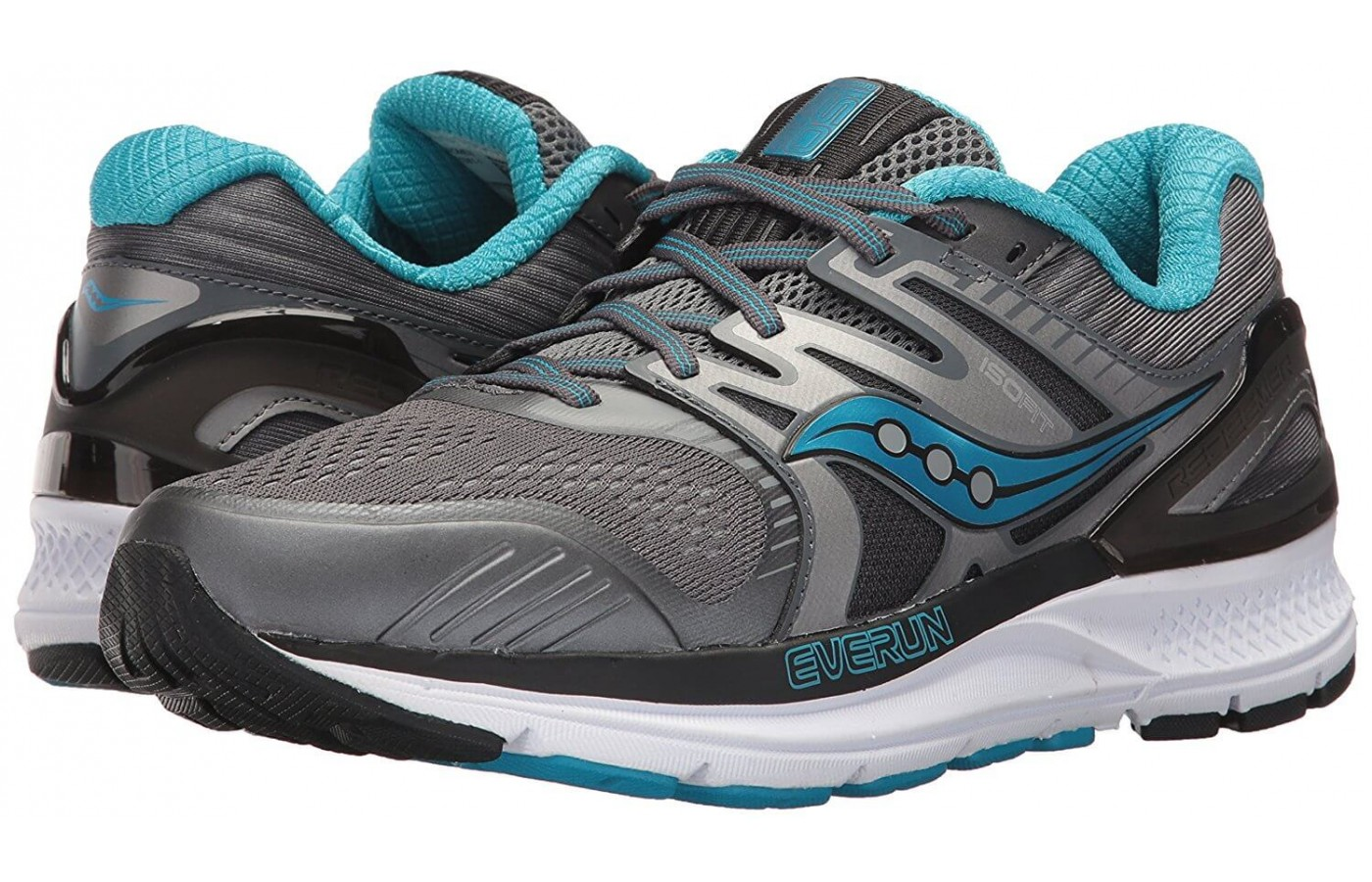 The Saucony Redeemer ISO 2 is a highly cushioned high stability shoe