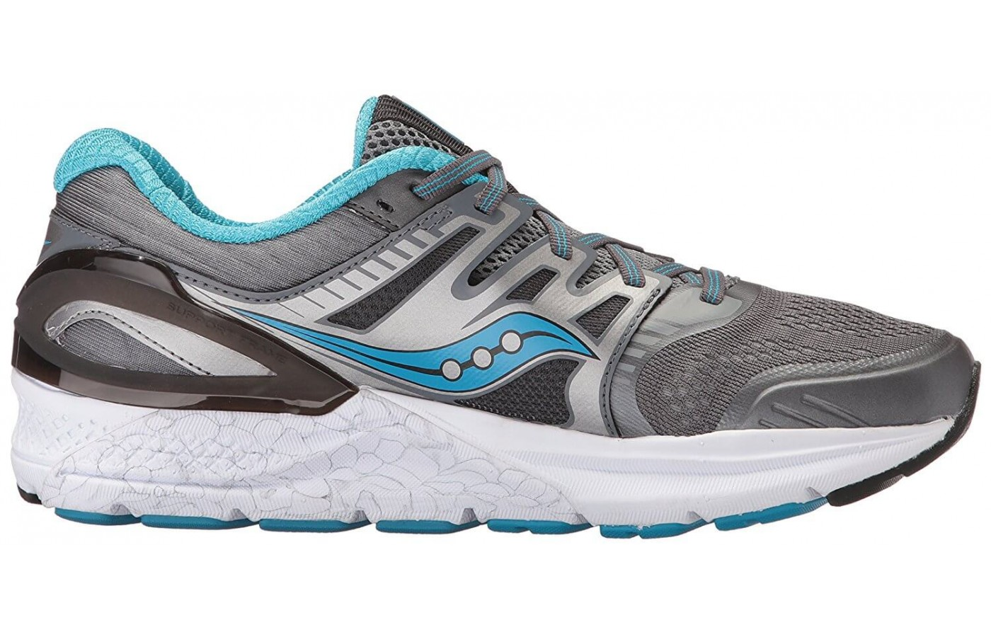 The Saucony Redeemer ISO 2 features ISOFIT technology