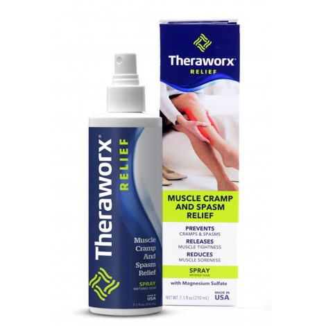 7. Theraworx Relief
