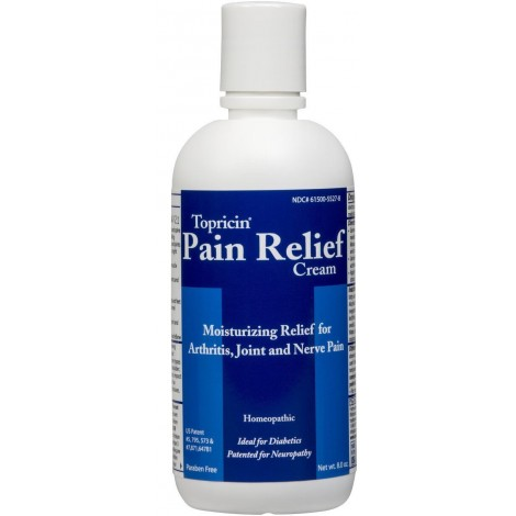 2. Topricin Pain Relief