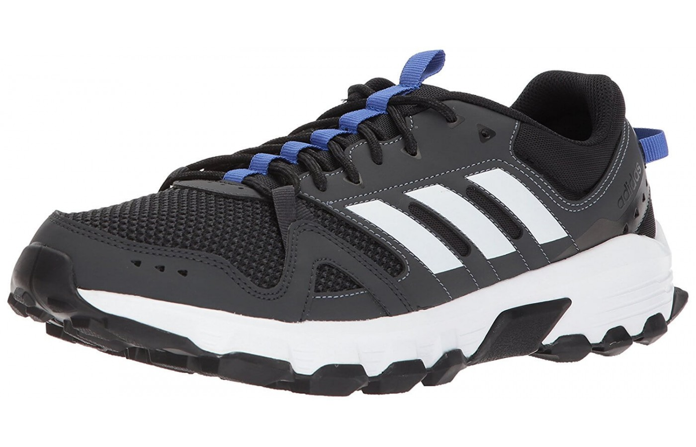 the adidas rockadia trail shoe has great traction