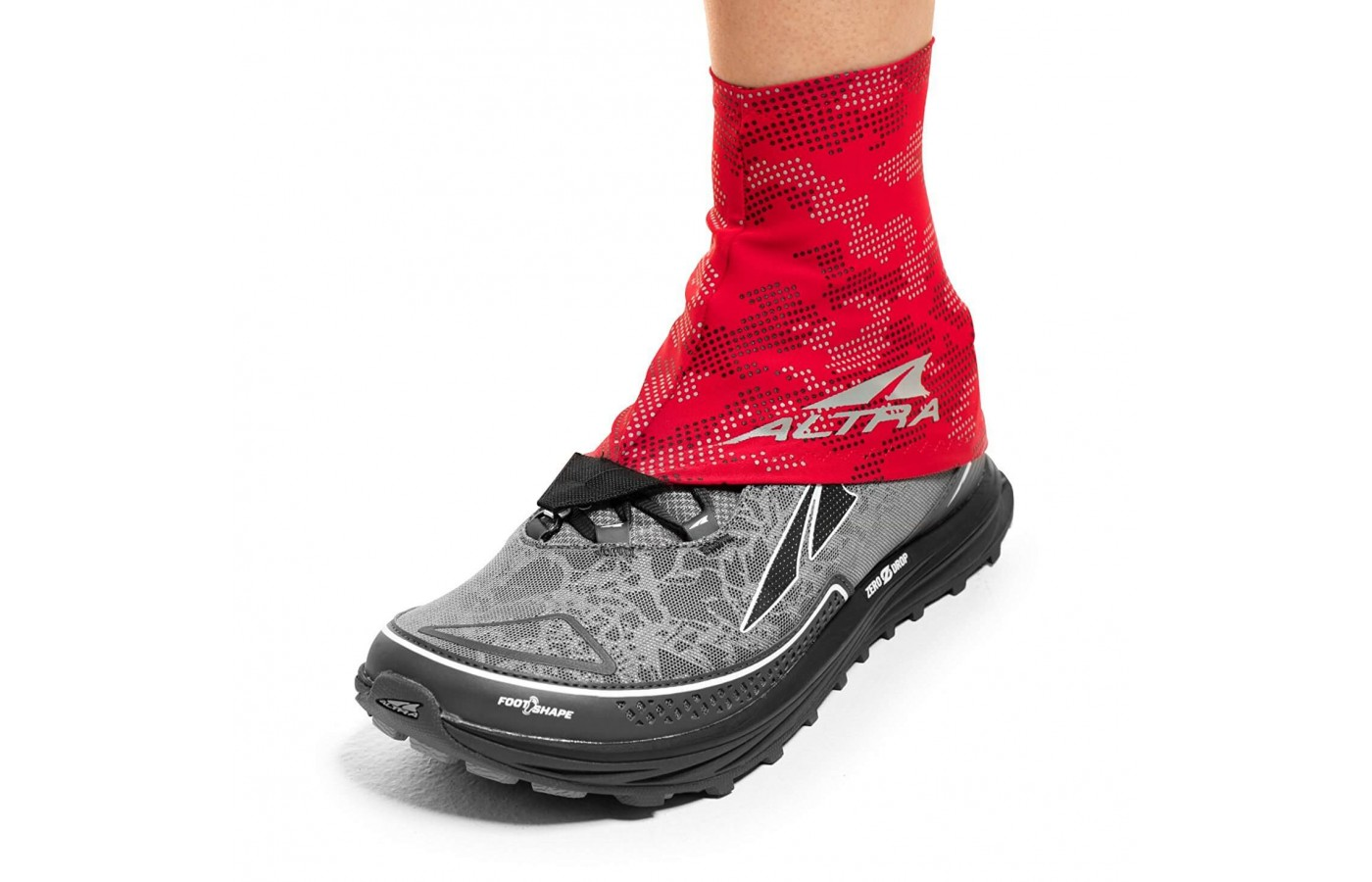 These gaiters come in a variety of colors.