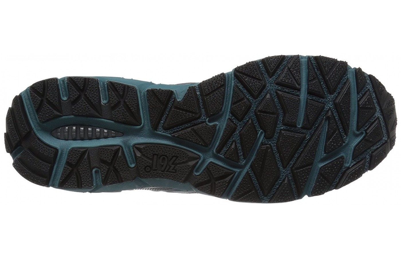 The hybrid lug system on the underfoot provides extra traction