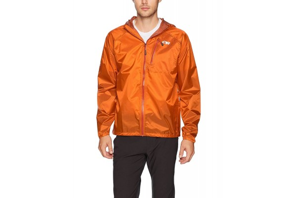 Outdoor Research Helium II Jacket is a high quality racing jacket.