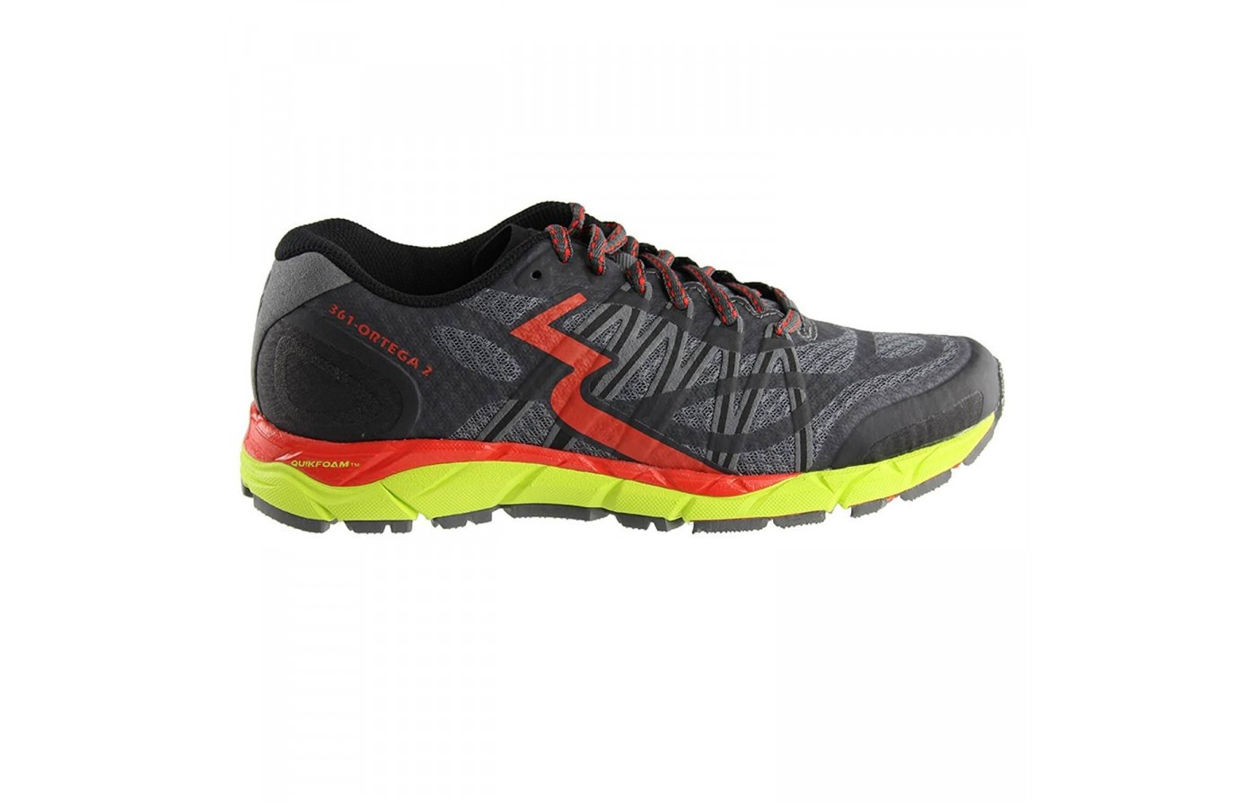 The 361 Ortega 2 has a design that is likely to polarize some fashion-oriented trail runners.