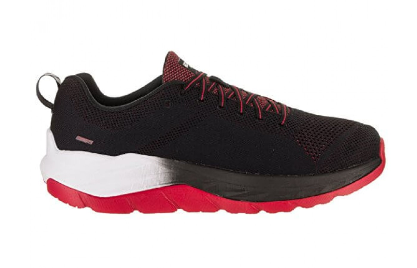 The Hoka One One Mach is made with PROFLY midsole cushioning
