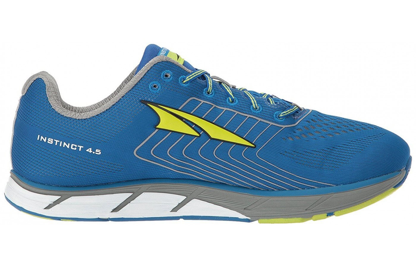 Side view of Altra Instinct 4.5