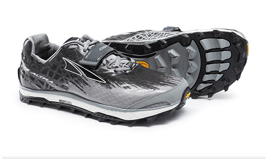 The Altra King Mt 1.5 is made for traction on wet or slippery terrain